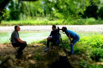 Interview de Luc Berthoud, Grand Chambéry, sur la Leysse