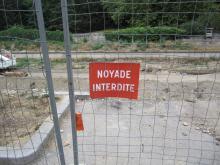 Noyade interdite (sic) - SAGYRC