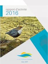 Rapport d'activité 2016 de l'Association Rivière Rhône Alpes Auvergne